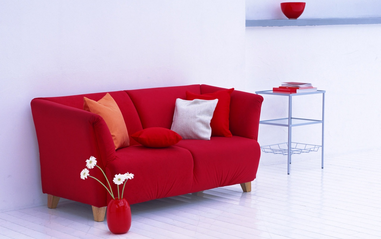 Red Sofa wallpapers