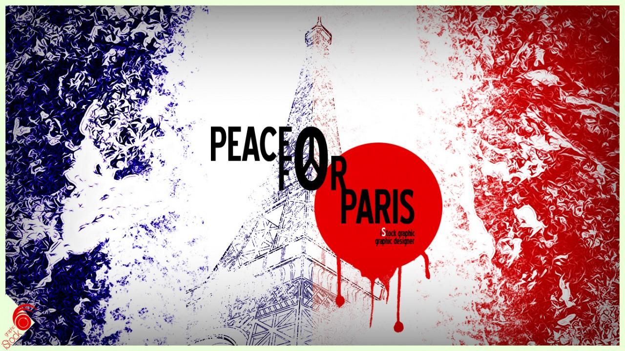 Peace For Paris wallpapers