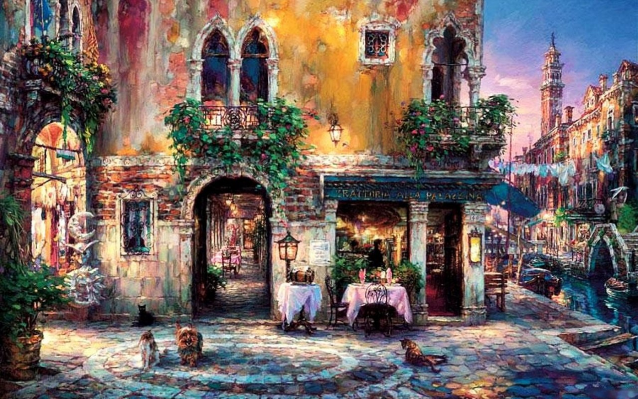 Charming Venice wallpapers