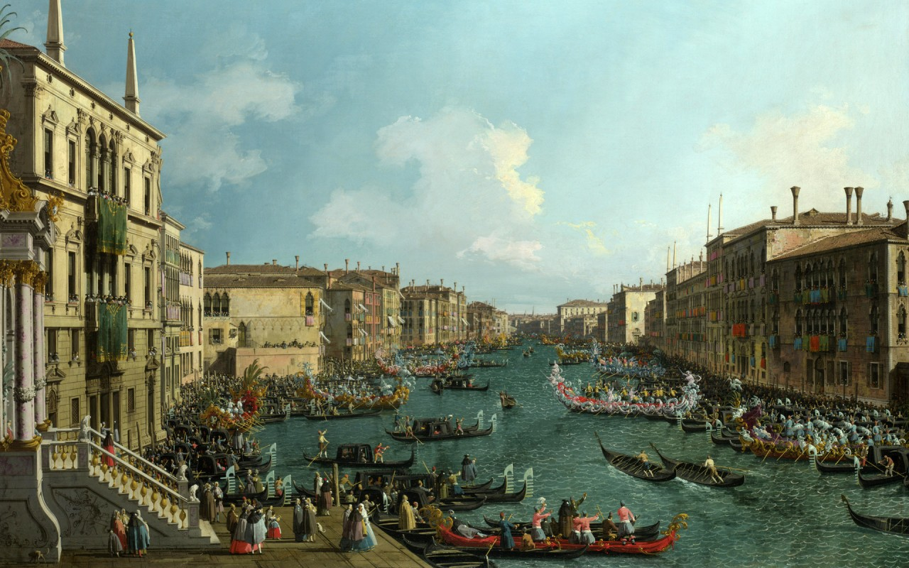 Regatta Grand Canal One wallpapers