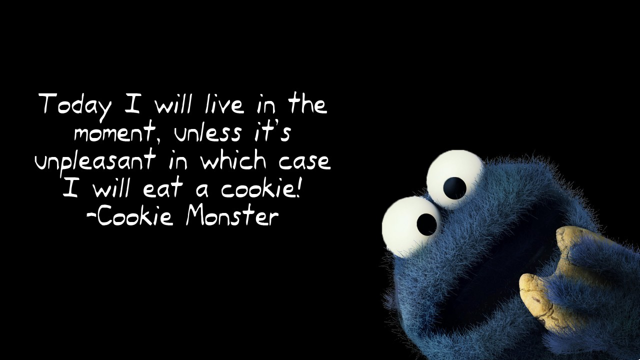 OriginalHD Cookie Monster Eight Wallpapers