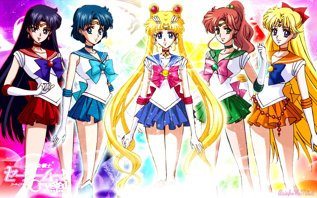 Sailor Moon Kristall Zwanzig wallpapers