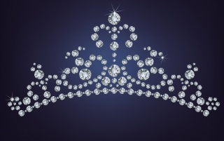 Diamond Tiara Stock Photos