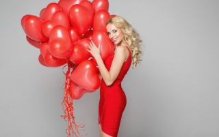 Red Balloons wallpapers