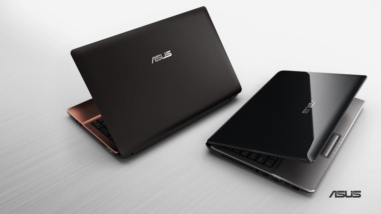 ASUS X53U 2 wallpapers