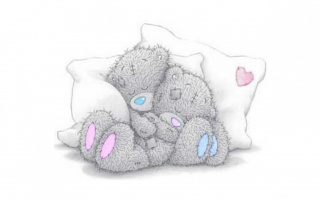 Tatty Teddy Two wallpapers