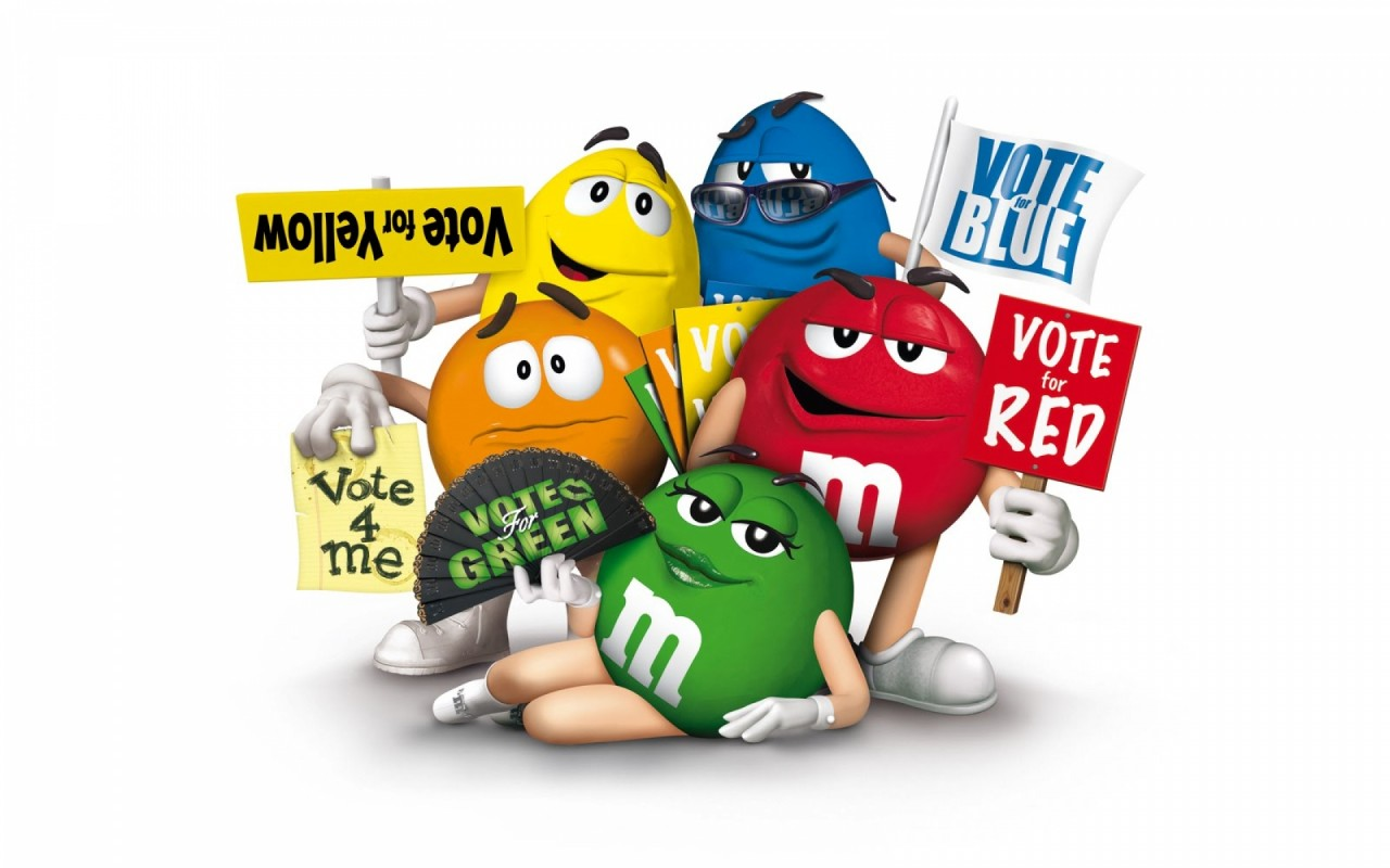 M&M Personal Choice stock photos