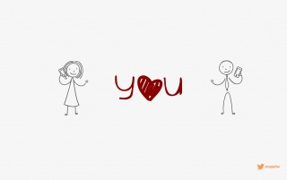 Love You Wallpaper by Irfan wallpapers