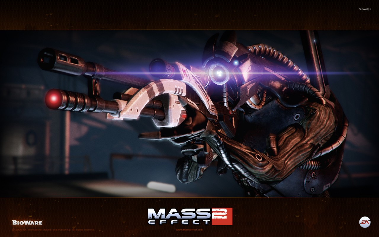 Mass Effect 2, games wallpapers