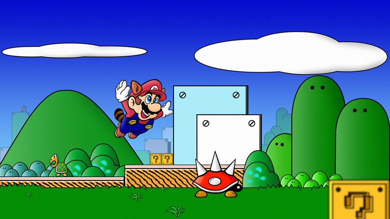 Super Mario wallpapers