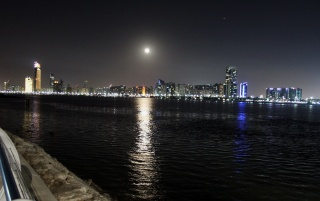 Corniche Road Abu Dhabi wallpapers