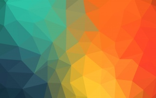Turquoise and Orange BG wallpapers