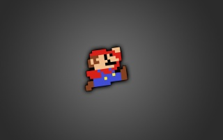 Mario Pixel Wallpaper wallpapers