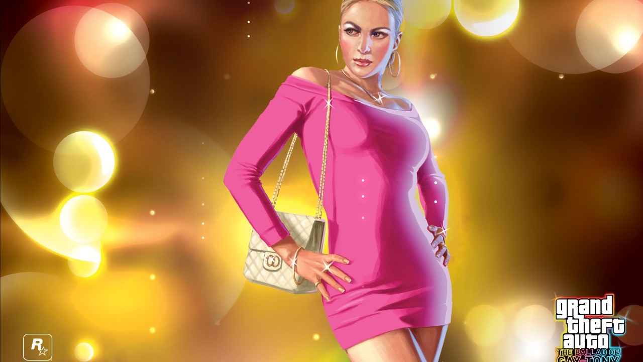 Glamorous Girl Gta Wallpapers Glamorous Girl Gta Stock Photos