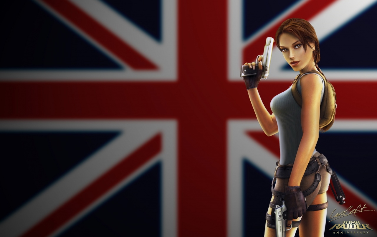 Lara Croft wallpapers