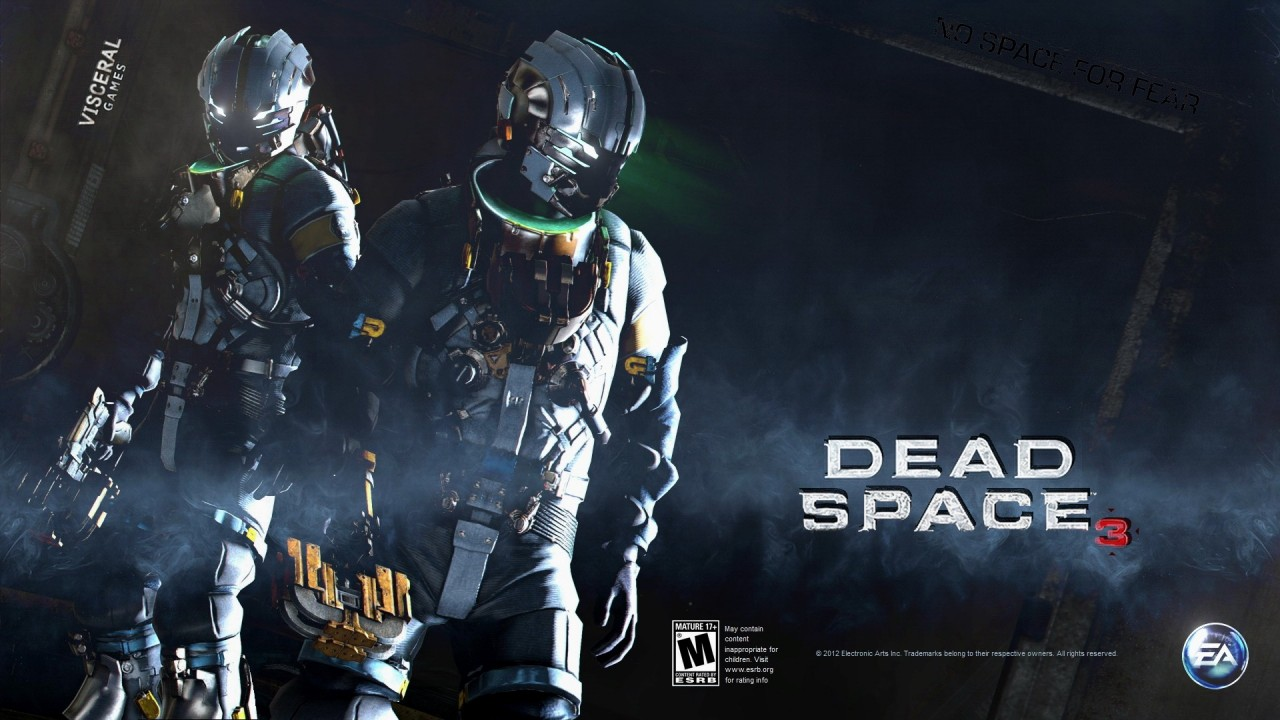Dead Space 3, memes wallpapers