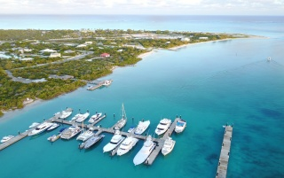 TurKs and Caicos Inlet wallpapers