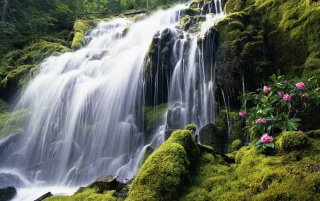 Windows 7 Waterfall wallpapers