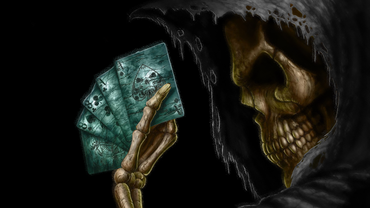 Horror Skeletons Skull Creepy wallpapers