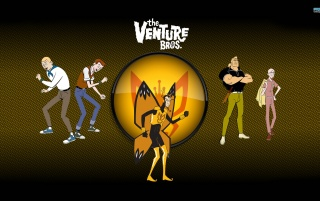 Venture Brothers, cartoons wallpapers
