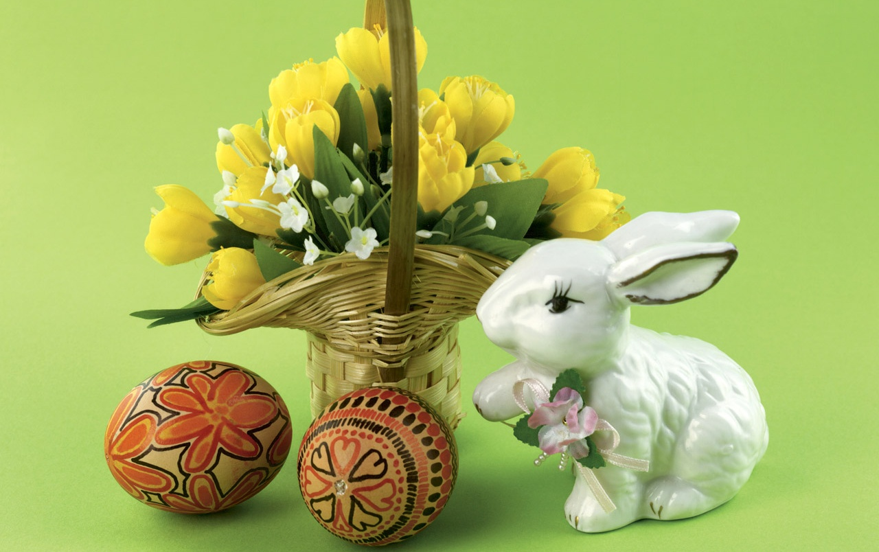 Easter Gift Wallpapers