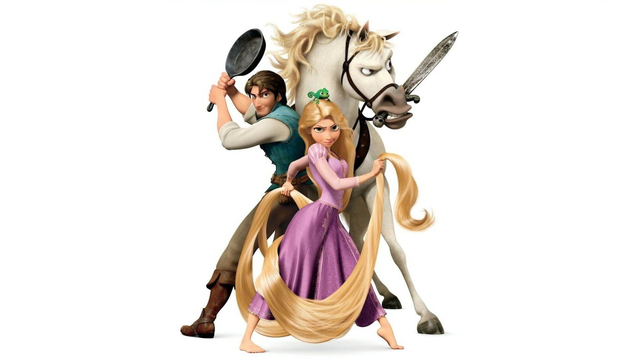 Tangled, disney wallpapers