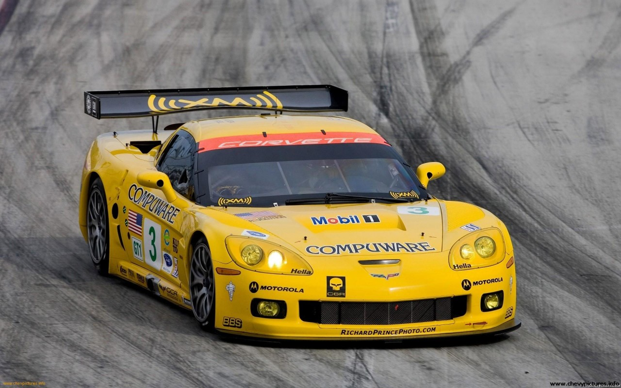 Corvette Chevrolet wallpapers