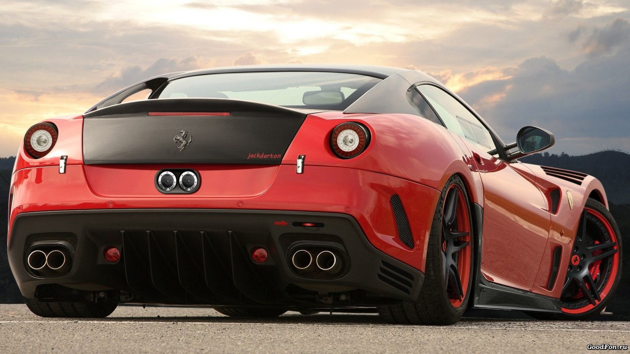 OriginalHD Ferrari Cars Wallpapers