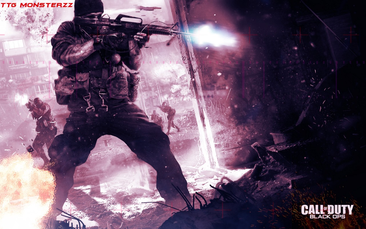 Call Of Duty Black Ops, cod, games wallpapers
