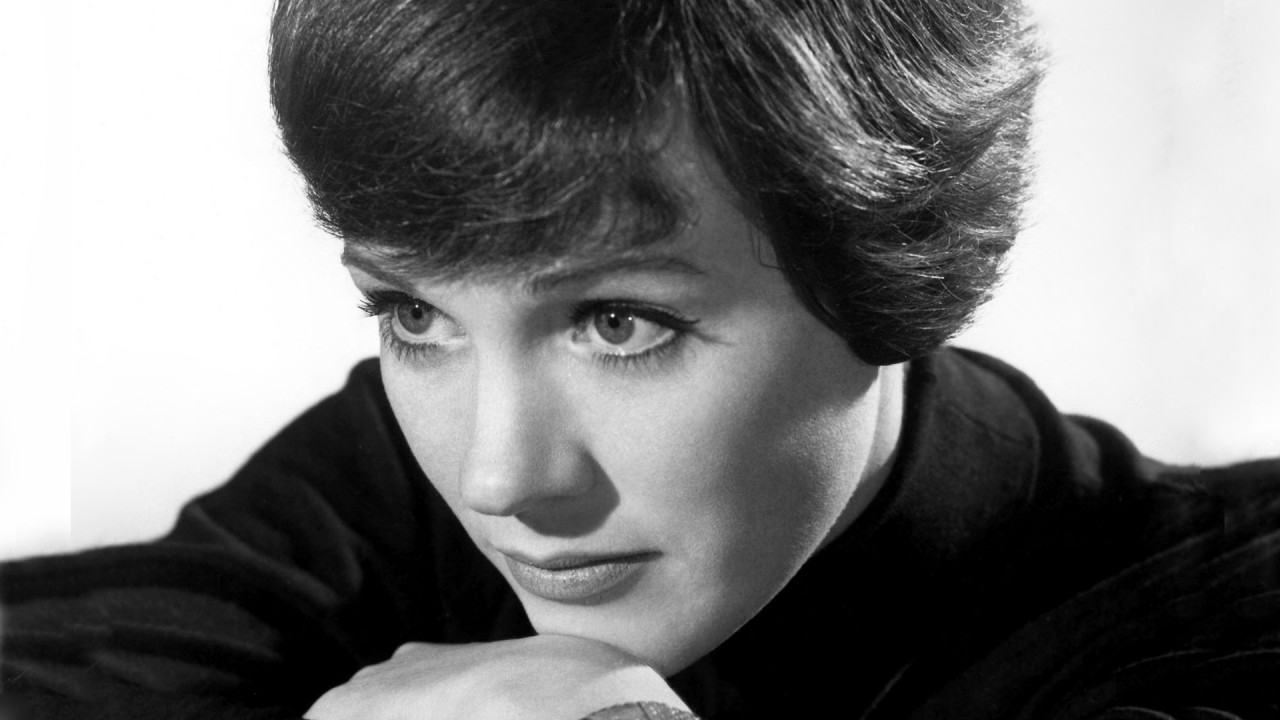 julie andrews, girl, haircut wallpapers