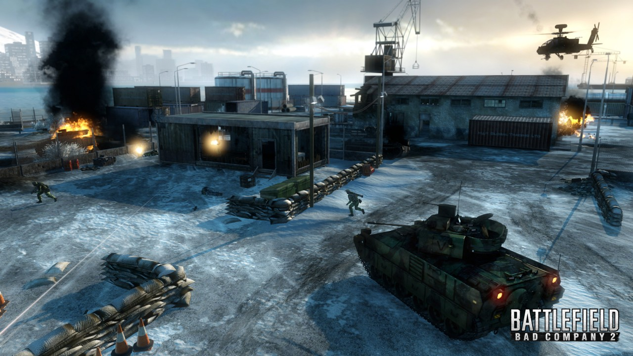 Battlefield Bad Company 2 wallpapers