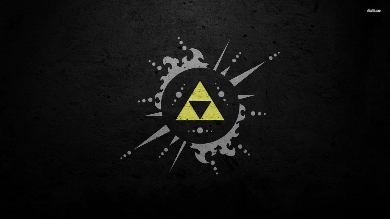 Legend Of Zelda Game Triforce Wallpapers Legend Of Zelda Game