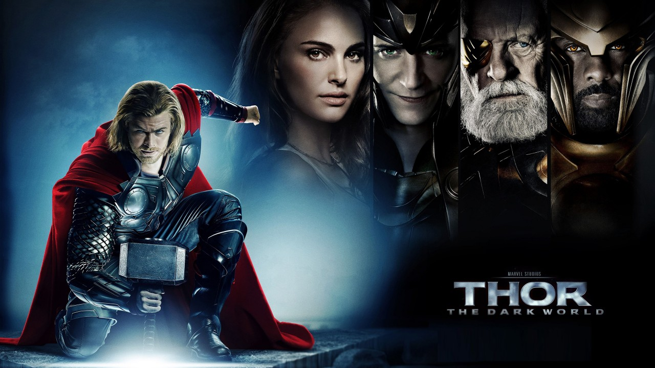 Thor The Dark World Odette Annable Beautiful Movie Wallpapers