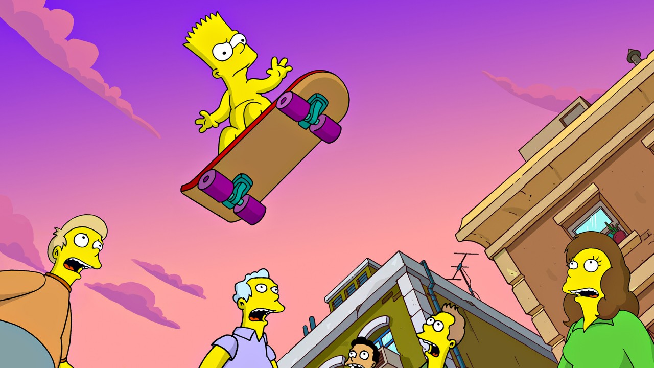 Simpsons, Cartoons wallpapers