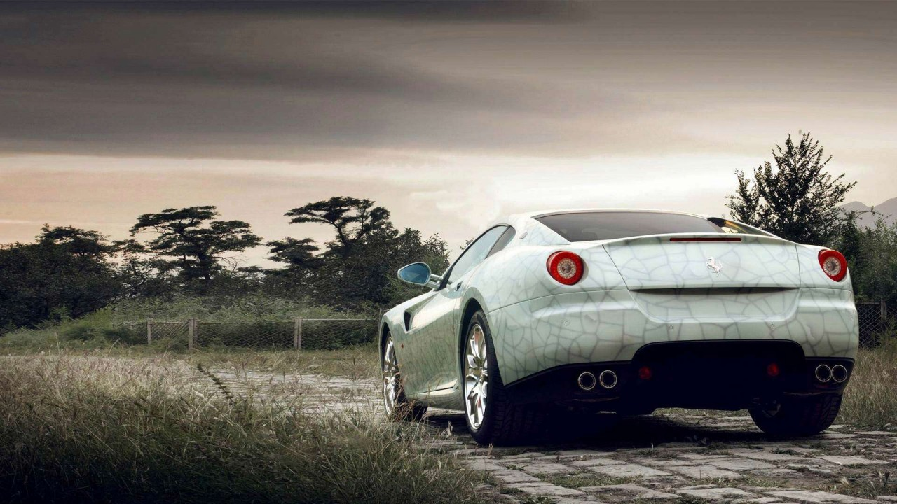 Ferrari 599,  cars wallpapers