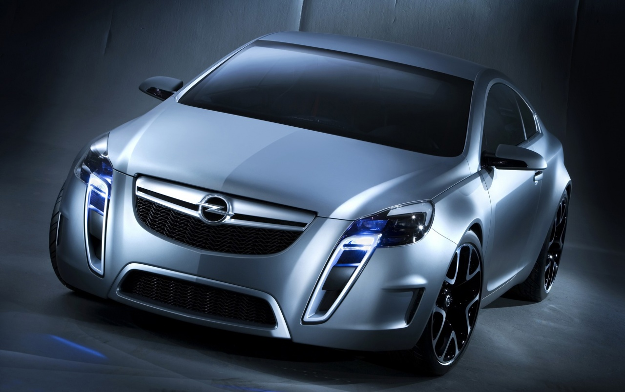 Opel GTC Concept wallpapers