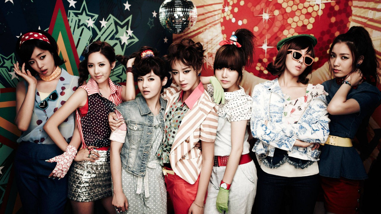 T-ara, music wallpapers