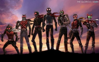 Kamen Rider, anime wallpapers