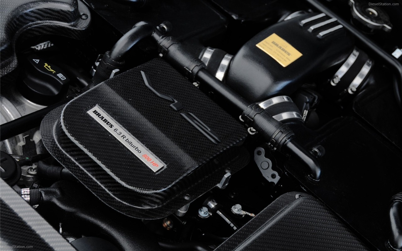 Brabus E V12 Coupe wallpapers