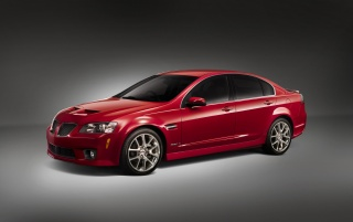 Pontiac G8, car, cars wallpapers