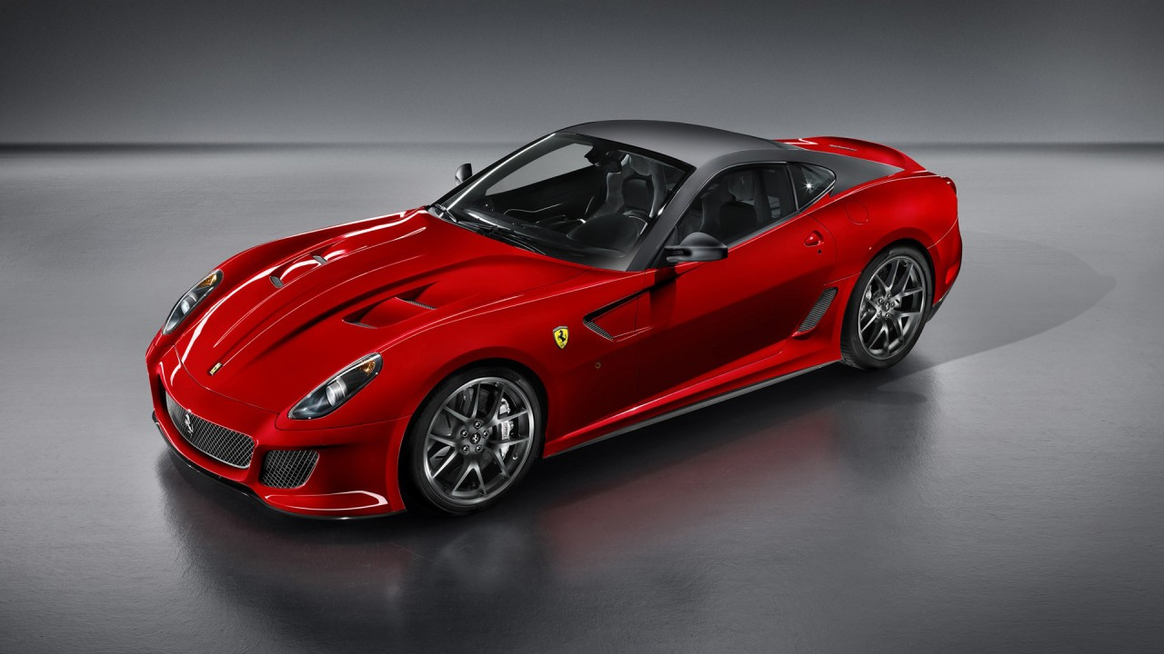 599 Gto, Ferrari wallpapers