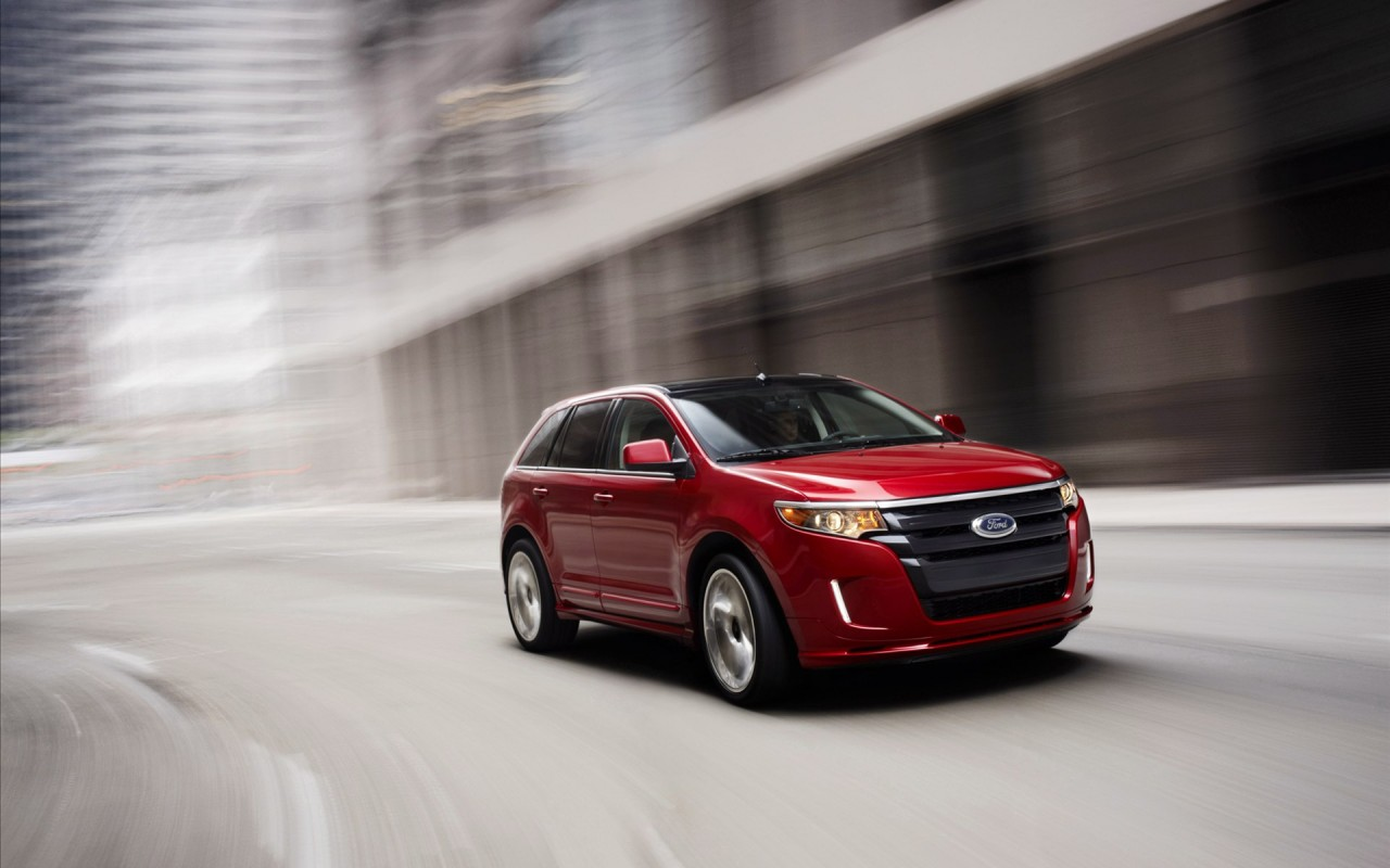 2011 Ford Edge Sport,  gallery wallpapers