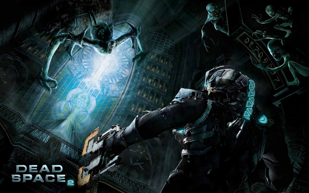 Dead Space 2  game, video wallpapers