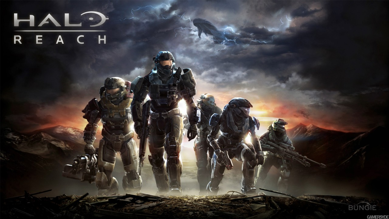 Halo Reach Noble Team, gallery wallpapers