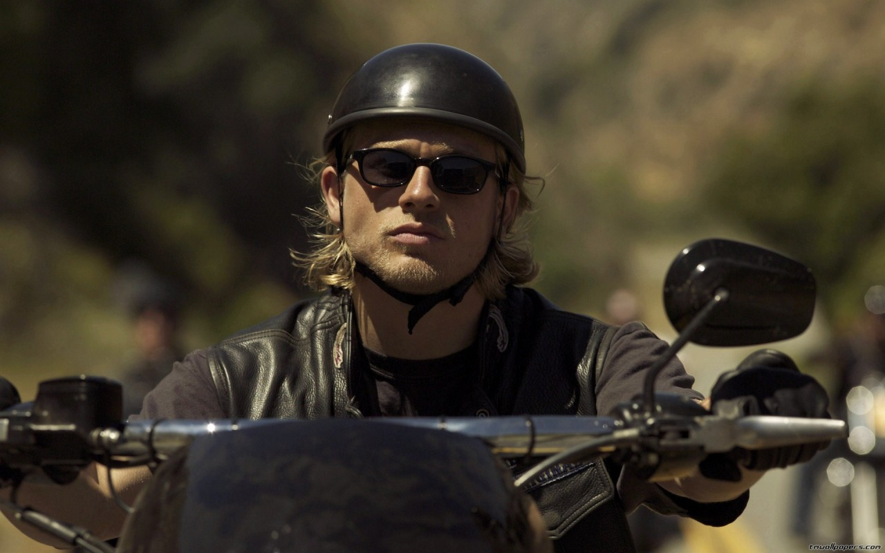 Jax Teller Sons Of Anarchy Charlie Hunnam Tv Show Tv Shows
