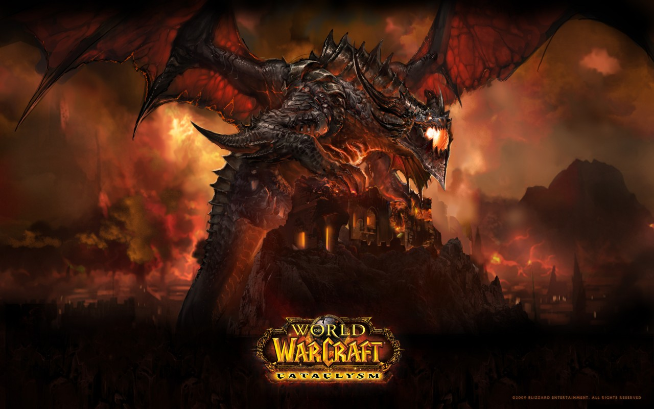 World Of Warcraft Cataclysm Fondos De Pantalla World Of