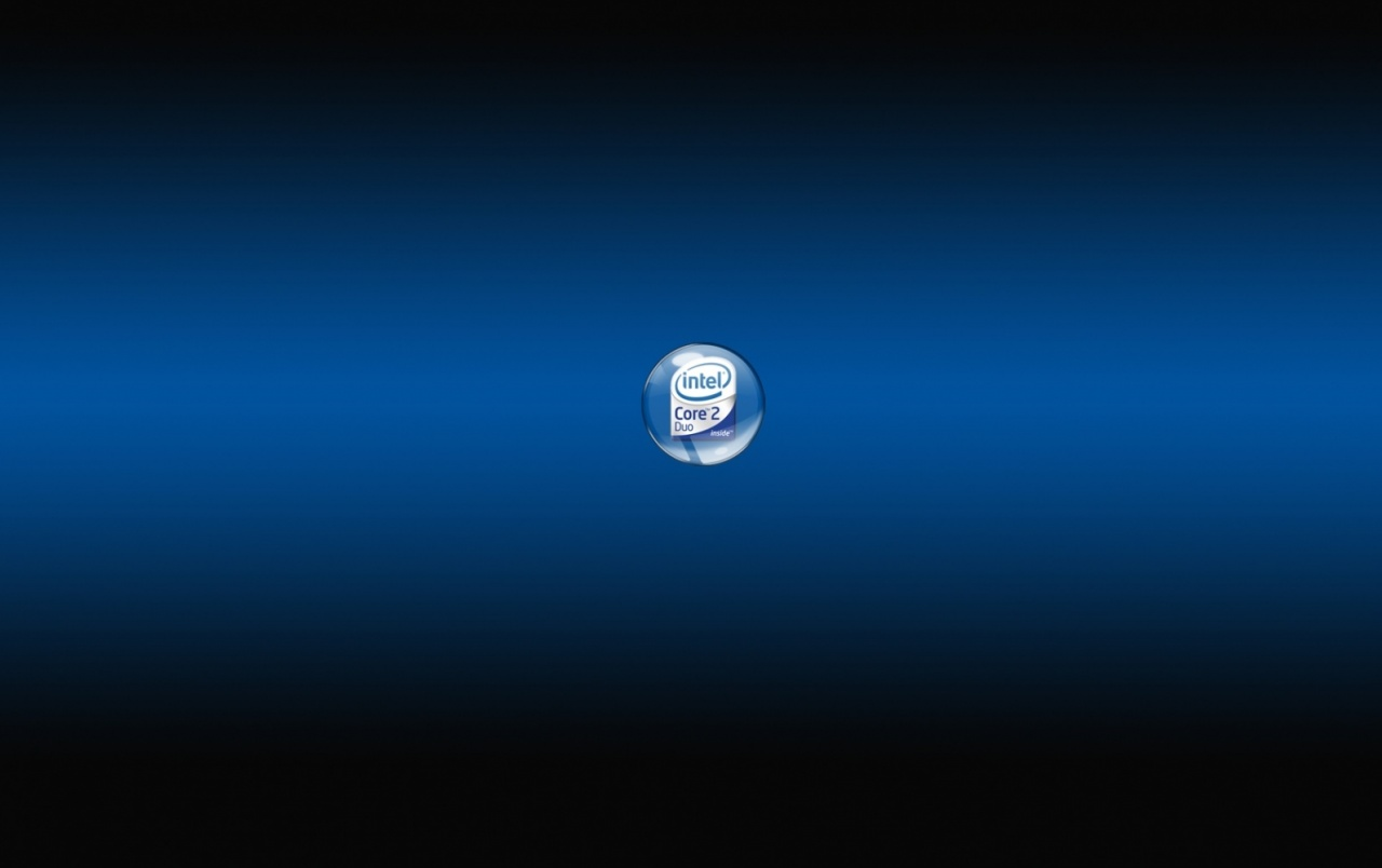 Intel Core 2 Logo wallpapers
