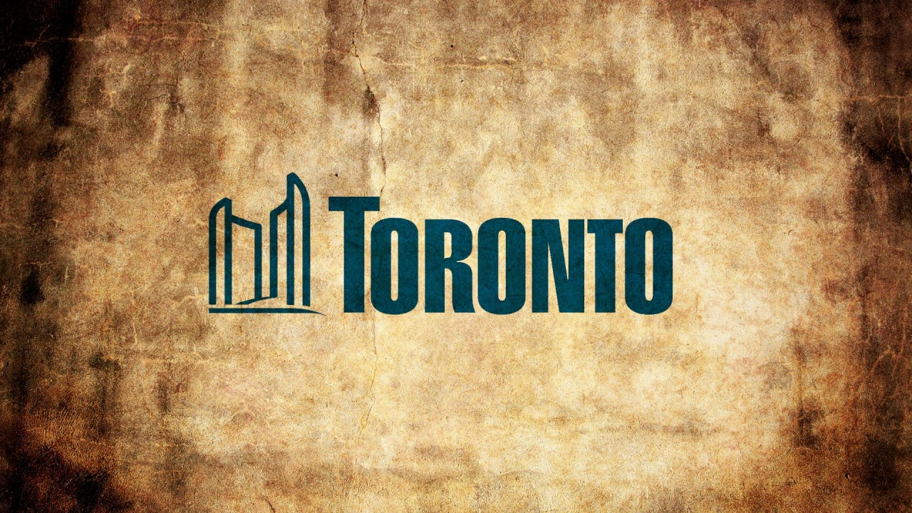 Toronto Maple Leafs Cityscapes Logos Canada Wallpapers