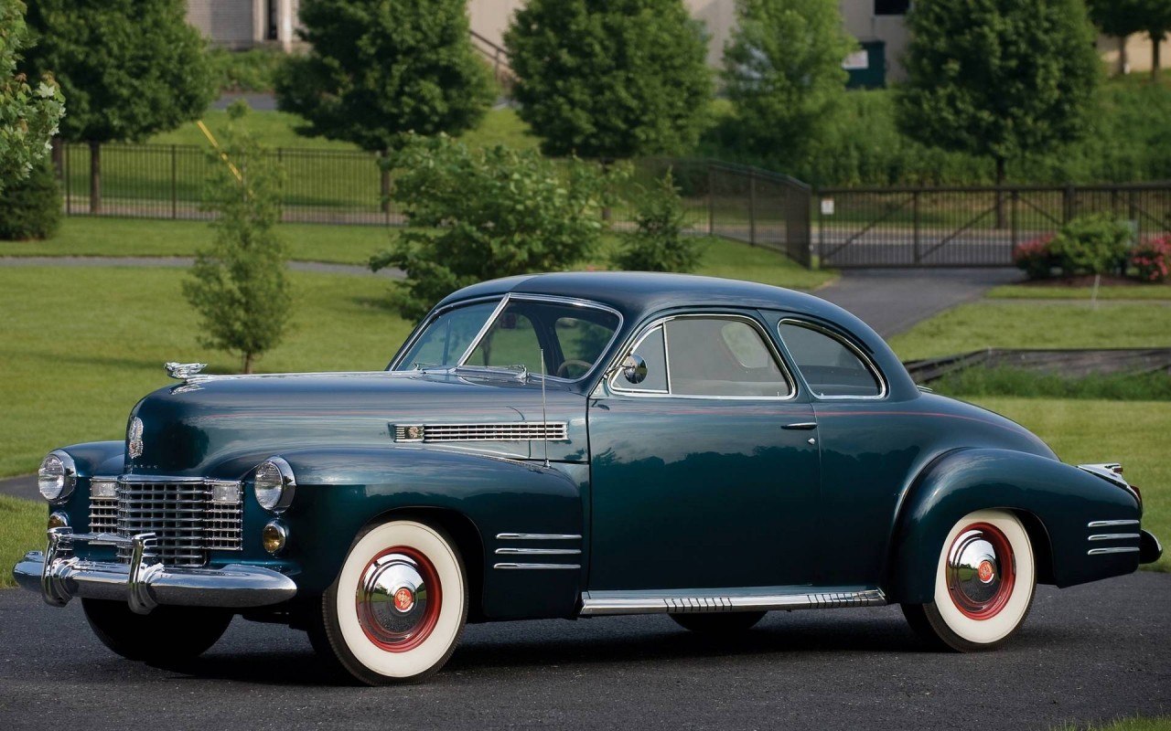 1941 Cadillac Coupe, classic, car, cars wallpapers