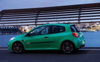 Renault Clio Rs 200, sport wallpapers